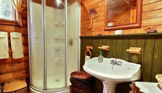 Salle de bain - Chalet Refuge