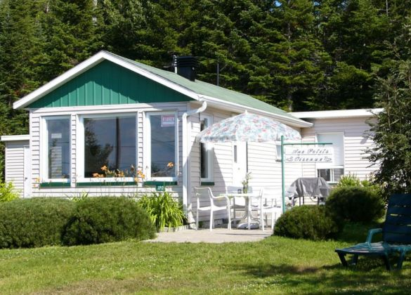 Chalet À vendre Bas-Saint-Laurent
