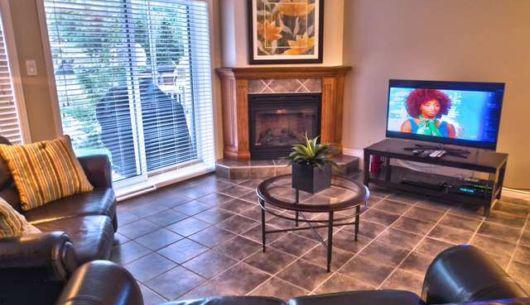 Foyer au gaz, Smart TV, Barbecue extérieur... Wow !
