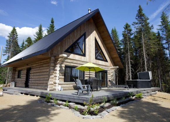 Voir plus de photos et informations pour Chalet à louer Région-de-Québec