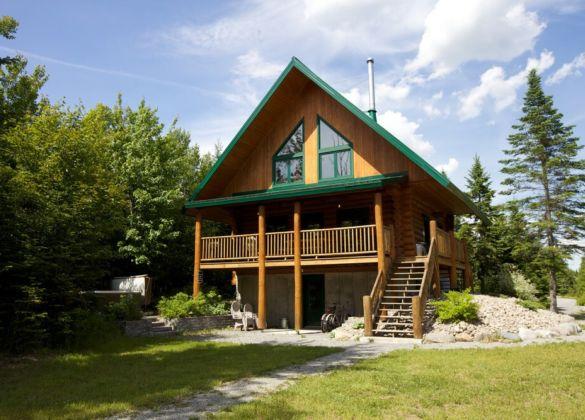 Chalet À louer Région-de-Québec