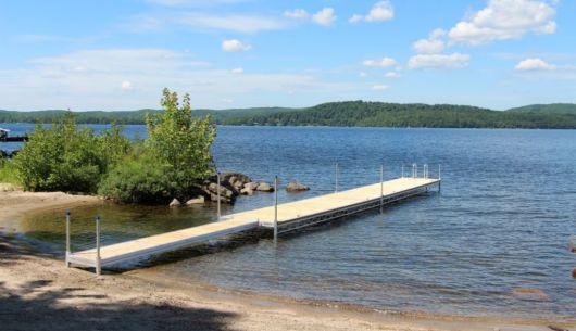 Lac et quai