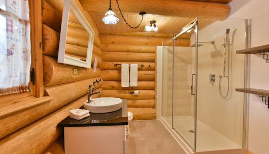 Salle de bain - Chalet Festif