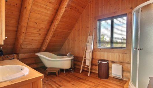 Salle de bain - Chalet Odyssée
