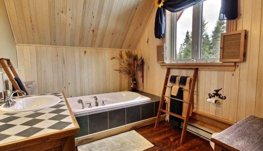 Salle de bain - Chalet Envolée