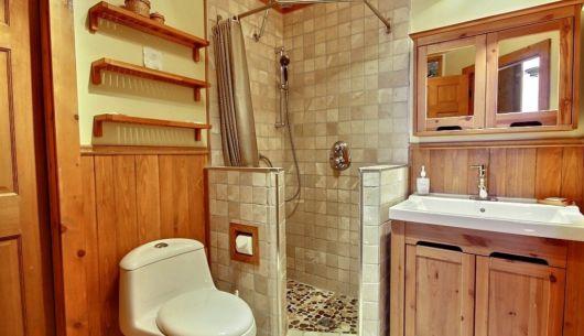 Salle de bain - Chalet Eider