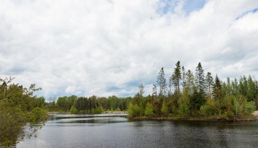 Lac - Chalet Bécasseau