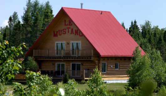 Chalet le Mustang