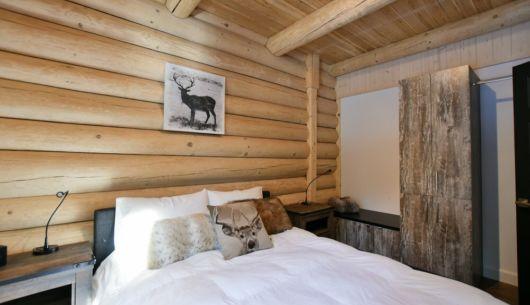 Chambre avec lit Queen - Chalet Panache