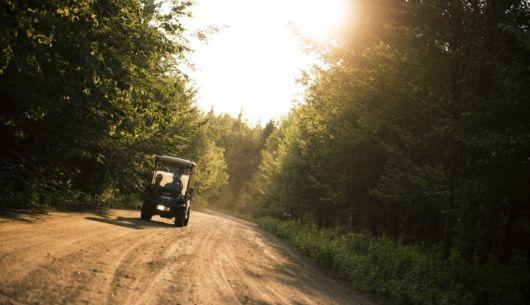 Location de voiturettes de golf - Chalet Huard