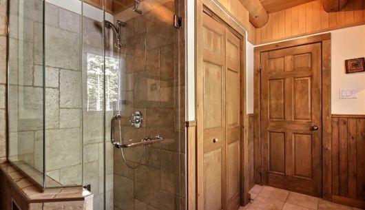 Salle de bain - Chalet Loup Cervier
